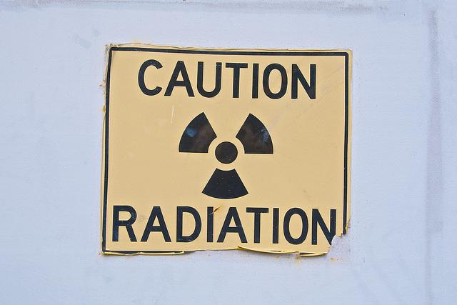 Caution Radiation 2